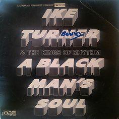 Ike Turner &The Kings of Rhythm - A black man's soul