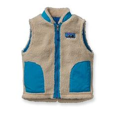 Not practical...but....    Patagonia Baby Retro-X Vest