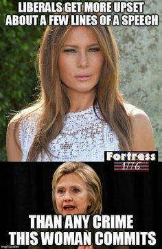 What a bunch of idiots if you think she will be better than Trump! Name some of her accomplishments!!