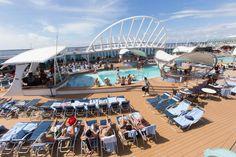 Sports Pool Aruba Cruise, Enchantment Of The Seas, Southern Caribbean Cruise, Freedom Of The Seas, Sport Pool, Harbor Town, Bridgetown, Island Tour, Shore Excursions