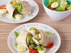 Chicken Caesar Salad Wrap Caesar Salad, an Italian salad of romaine lettuce dressed in an anchovy-olive oil dressing, is a hit on our family dinner table. Besides enjoying it as a salad, we also love to wrap it in tortilla for a more complete meal - we usually serve one bowl of Caesar salad with
