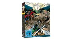 [Angebot]  Record of Lodoss War  Gesamtausgabe  Blu-ray Box (2 Discs)  für 55