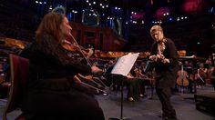 Finnish violinist Pekka Kuusisto's hilarious BBC Proms encore in August 2016 Royal Albert Hall in London.