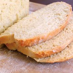 ... ) on Pinterest | White bread recipes, White bread and Potato bread