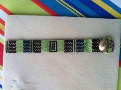Loomed bracelet by Schela!
