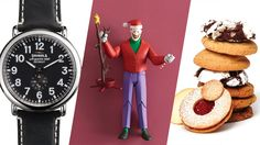 Variety's Holiday 2016 Gift Guide: Sweets, treats, arty books and film related ideas for everyone on your list.