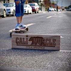 Downtown Campbell: Cruise on down to Cali Muscle today OPEN 11am to 7pm and 24/7 online at www.calimuscle.com ! #CaliMuscle #CaliMuscleApparel  #lifestyle #active #fitness #sk8 #motivation #WestCoast #BayArea #DoWork #ActiveLifestyle #life #goodvibes #keepit100 by calimuscle1