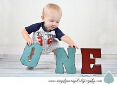 1 Year Old Baby Boy Photo Ideas