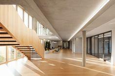 Psychiatric Centre Friedrichshafen, Germany / Huber Staudt Architekten / Photo: Werner Huthmacher