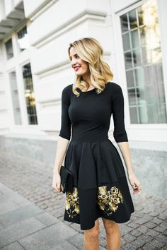 LBD For a Holiday Party