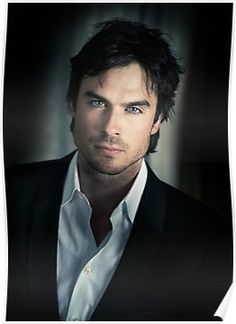 Ian Somerhalder from Vampire Diaries One sexy beast. His hair and eyes. Ian Somerhalder from Vampire Diaries One sexy beast.
