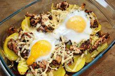 R'n'G Kitchen: Zapiekanka ziemniaczana z kurczakiem