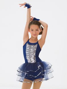 Rather Be | Revolution Dancewear 2015 Costume Collection