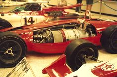 '67 STP-Paxton Turbine Indy car Reminds me of dads racing days