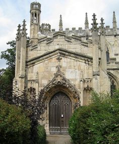 The south porch, the Church of St Mary, Beverley, Yorkshire, East Riding, England | Flickr - Photo Sharing!