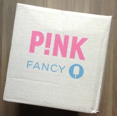 Pink Fancy Box Review - Monthly Subscription Service - June 2013 #subscriptionbox #subscription #pink