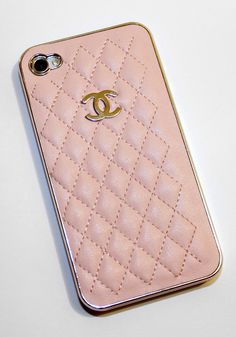 Pink Channel Iphone Case