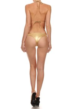 Sassy_Bikini_Gold_Foil_Small_Triangle_Brazilian_Bottom_Dancewear_Swimwear