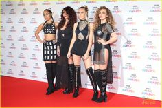 little mix bbc music awards perrie edwards fab women year 04