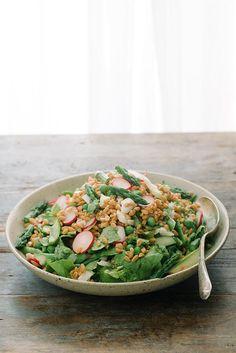 In the Kitchen With: Allison Hooper's Farro Salad | Design*Sponge | Bloglovin'