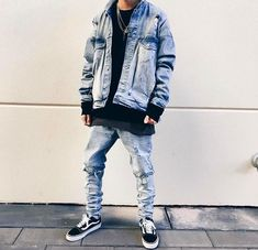 Oh that Denim Jacket with the Vans...so niceLOVE IT!!