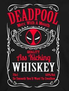 Deadpool Quotes, Deadpool Art, Deadpool Funny, Marvel Comics Art, Marvel Jokes, Marvel Dc, Deadpool Tattoo, Deadpool Wallpaper, Maximum Effort