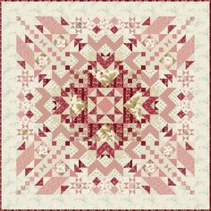 I hope you had the most wonderful weekend, relaxing and enjoying a little bit of sewing! Maybe you had a chance to catch up and finish your blocks from our mystery quilt. I am still amazed how quic… Quilting Tutorials, Quilting Designs, Quilting Projects, Hello Kitty Tattoos, Irish Chain Quilt, Laundry Basket Quilts, Charm Pack Quilts, Medallion Quilt, Hello Kitty Birthday