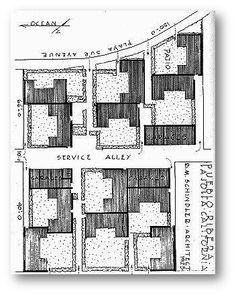 pueblo ribera schindler house pueblo california modern on wall street journal crossword id=92341