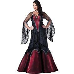 Plus Size Adult Plus Size Piercing Beauty Costume - Size 3X