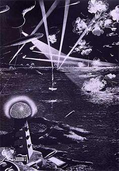 Nikola Tesla Death Ray in action