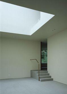 Stahlhaus mit Steinhaut, London 2003 Architekt:  Jonathan Woolf, London