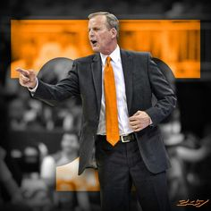 Rick Barnes ,..new VOLS basketball coach