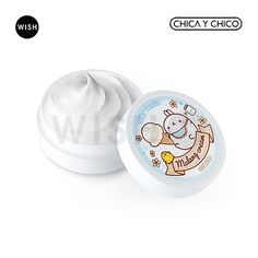 [CHICA Y CHICO] Molang Whitening Cream The best skin whitening cream from Chica Y Chico. Milky and soft cream for Sensitive skin type with cute character 'Molang' ! Contains colostrums from New Zealand. Whitening and Soothing, Deep moisturizing for Dry and Sensitive Skin. $25.50