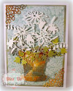 Dar's Crafty Creations: A Garden Note . . .