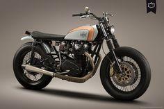 """La CORONA 001"" Yamaha XS 650 by La Corona Motorcycles | Spain"