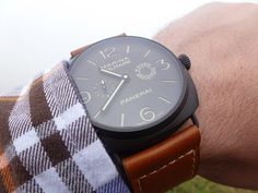 Panerai PAM339 Radiomir Composite Marina Militare 8 Giorni Watch. $15,000