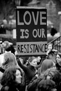 Love is our resistance - MUSE