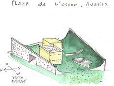 Minimalist Design of Cité de l'Océan et du Surf Museum Inspired by Sea and Sky - Buildipedia