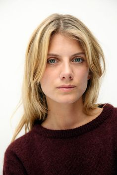 Mélanie Laurent, by Thierry Lebraly