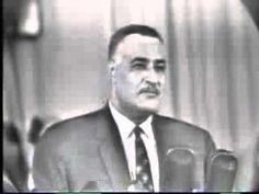 عبد الناصر يهدد بنتف ذقون ملوك النفط و الاخوان