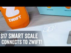 A Quick Review: A $17 Weight Scale that Syncs to Zwift (1byone Smart Scale) | DC Rainmaker Smart Weight Scale, Smart Scale, Cycle Trainer, Indoor Bike Trainer, Stop Sweating, Indoor Cycling Bike, Good Citizen, Bike Wheel, Water Weight
