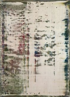 Kine 1995 124 cm x 90 cm Oil on canvas Catalogue Raisonné: 832-3