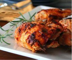 Grilled Rosemary Garlic Chicken! My favorite go-to recipe! #paleo diet, #elimination diet #healthy