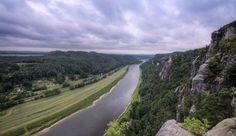 Saxony landscape