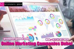 Promotion Companies, Online Marketing Companies, Instrumental, Uae, Platforms, Success, Concept, Trends, Digital