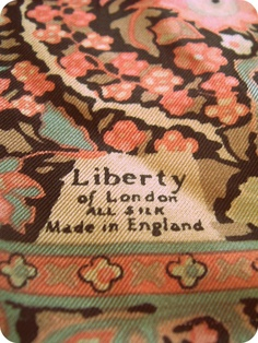 DZ recommends: Liberty of London Textiles, Textile Prints, Textile Design, Fabric Design, Liberty Art Fabrics, Liberty Of London Fabric, Liberty Print, Arts And Crafts Movement, Vintage Labels