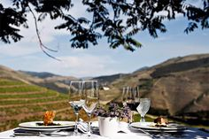 Winery restaurant, Quinta Nova, Douro Valley, Porto & North of Portugal