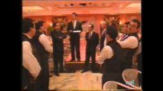 """1995 testigo directo yo también me caso en La Fragata. Programa informativo de tve1 sobre las bodas """"Yo también me caso"""" en la Fragata Duque..."""