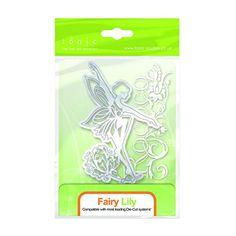 Tonic Studios 1001e Rococo Fairy Die - Lily, Grey TONIC STUDIOS http://www.amazon.com/dp/B011OC9NUK/ref=cm_sw_r_pi_dp_dZL0wb07CJWKY