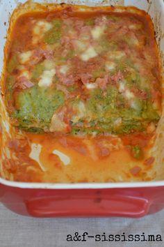 acqua e farina-sississima: le lasagne verdi emiliane per Quanti modi di fare e rifare